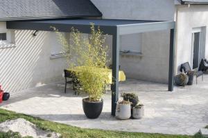 Menuiserie Cassin - Protection solaire - Extérieur - Pergola
