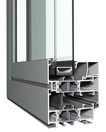 Profilés aluminium REYNAERS